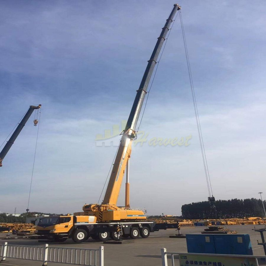 Export All Terrain Crane