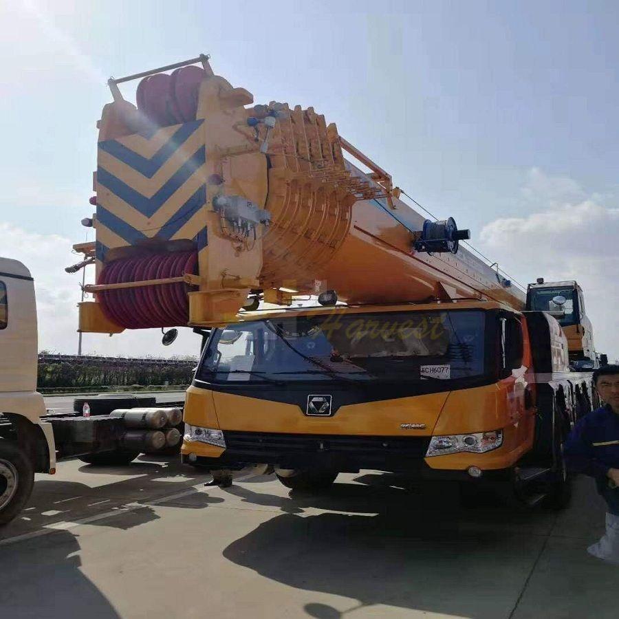 220 Ton Crane XCMG All Terrain Crane