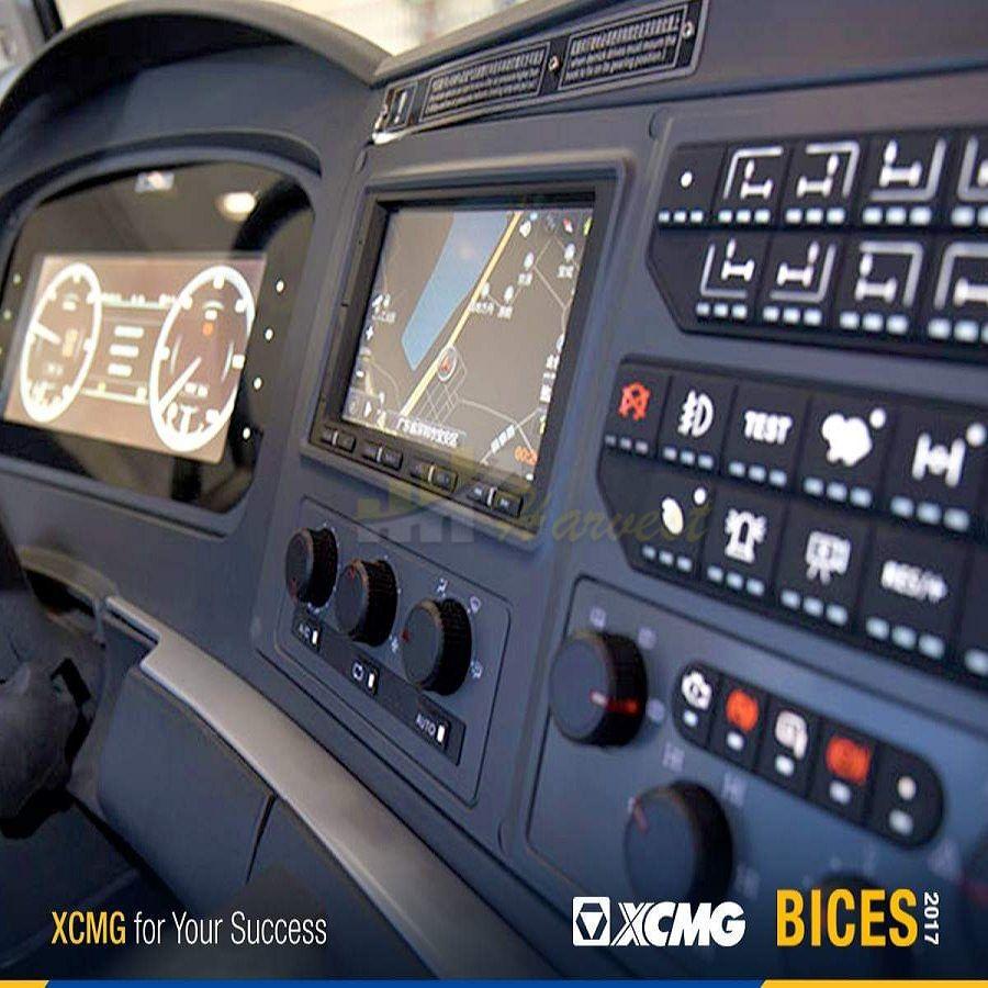 XCA220 All Terrain Crane