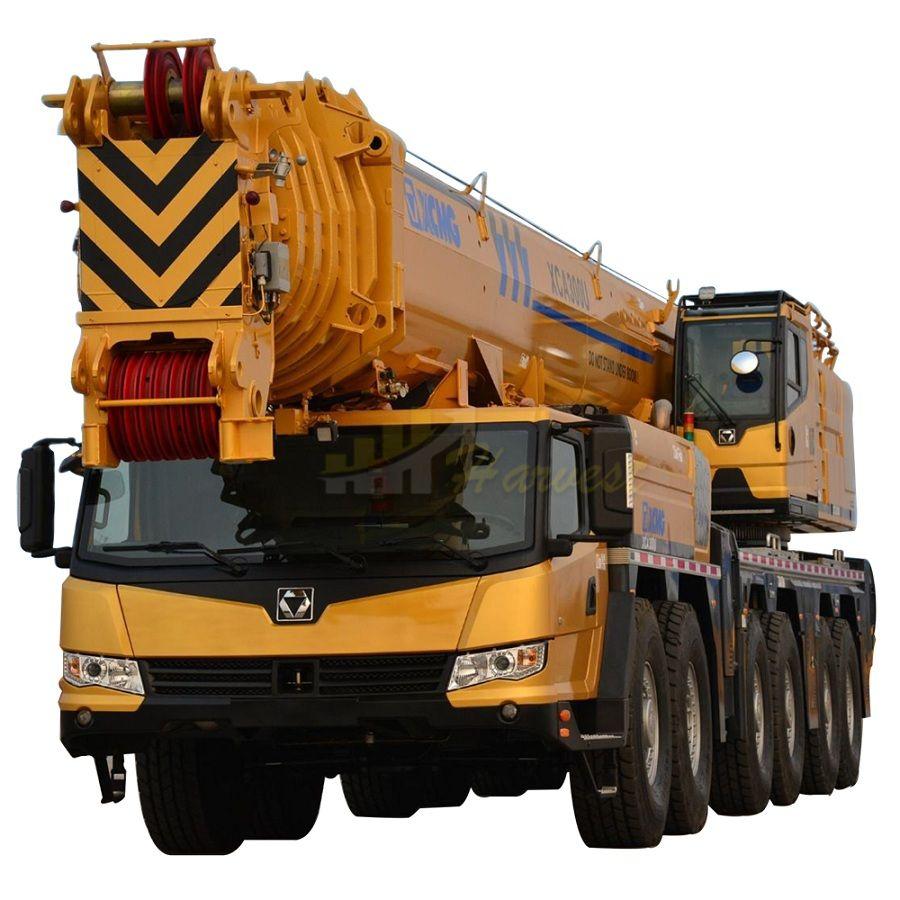 XCMG 300 Ton XCA300U All Terrain Crane