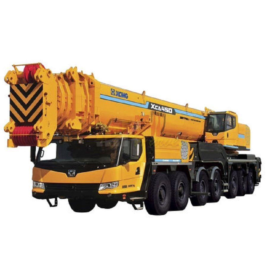 XCMG XCA450 450 Ton All terrain crane with best price