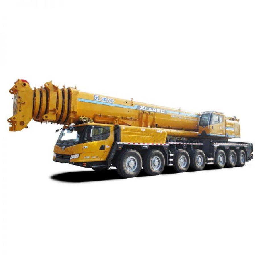 450 Ton All terrain cran