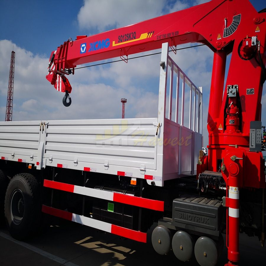 Manufacture Truck Mounted Crane