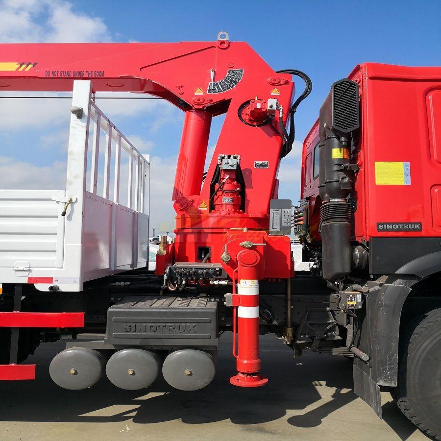 Truck Mounted Crane Supplier