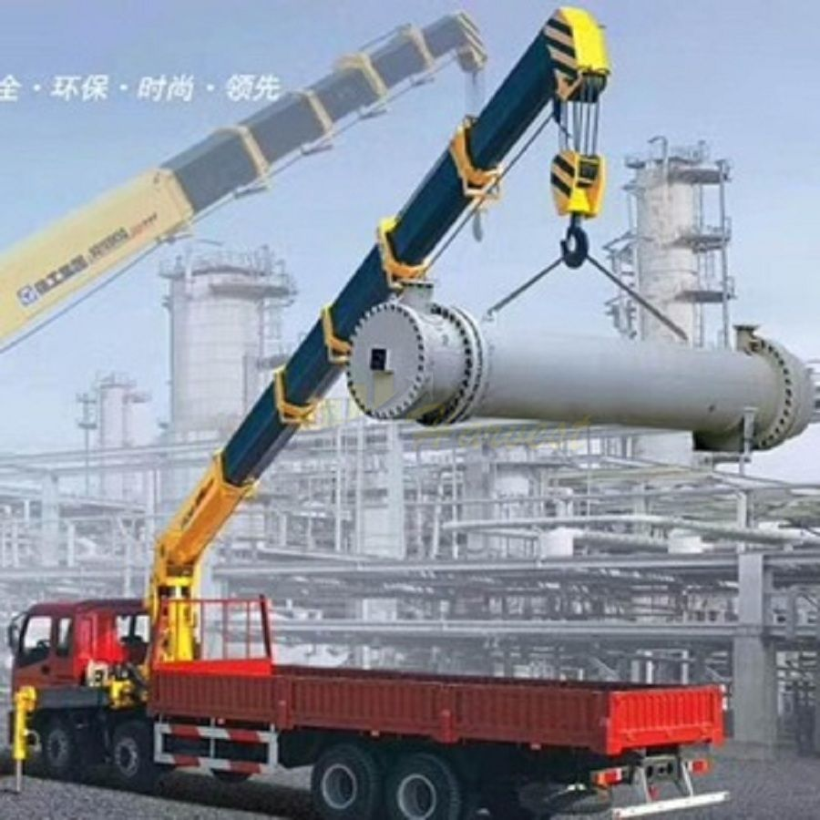 XCMG Telescopic Boom Truck Crane