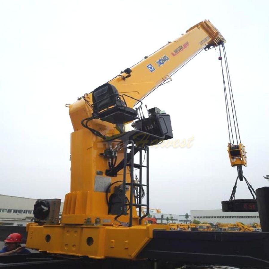 20 Ton Telescopic Boom Truck Crane