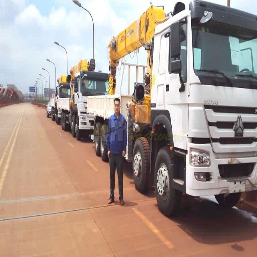 Telescopic Boom Truck Crane China