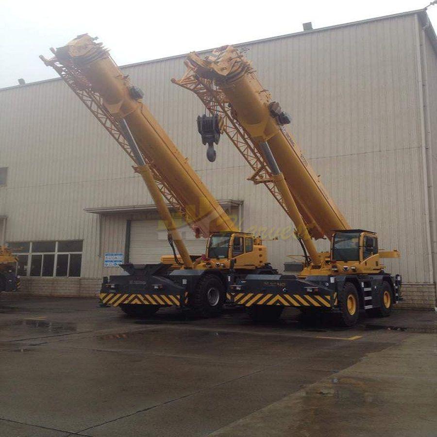 Rough Terrain Crane Wholesale