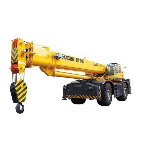 Hot Selling Mobile Terrain Crane