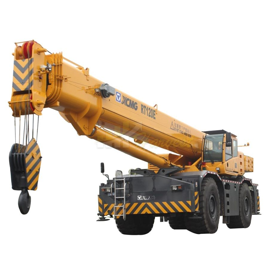 Sale 120 Ton Rough Terrain Crane