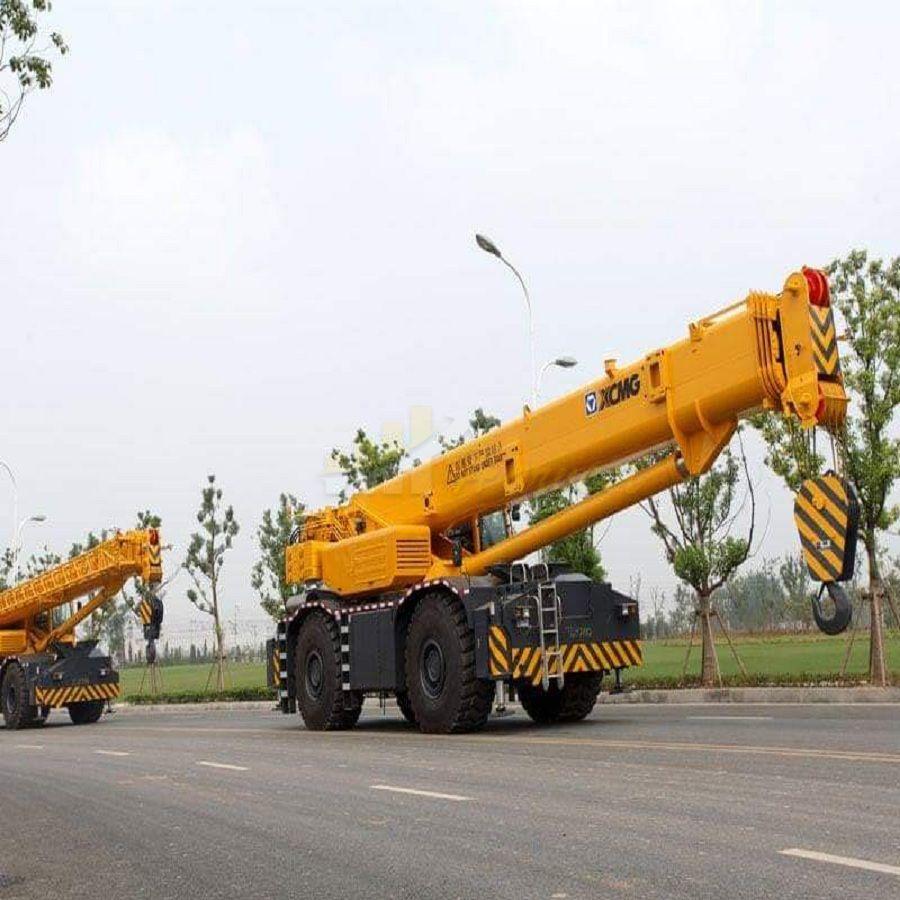 Rough Terrain Crane for Sale