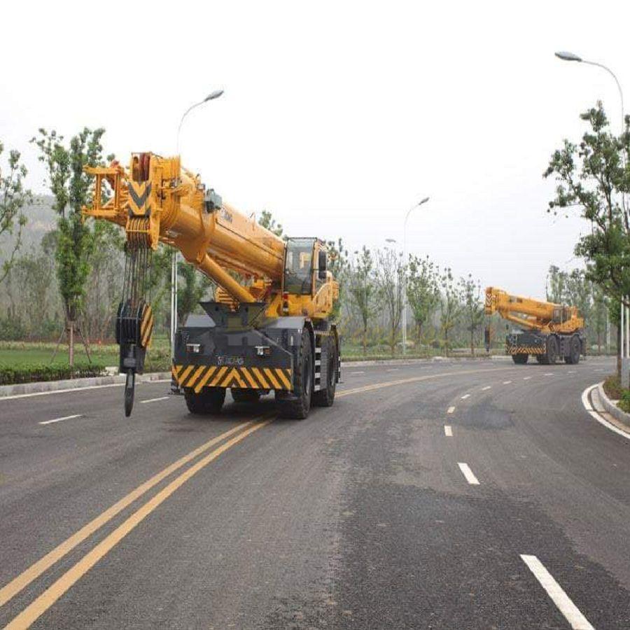 120 Ton Rough Terrain Crane for Sale