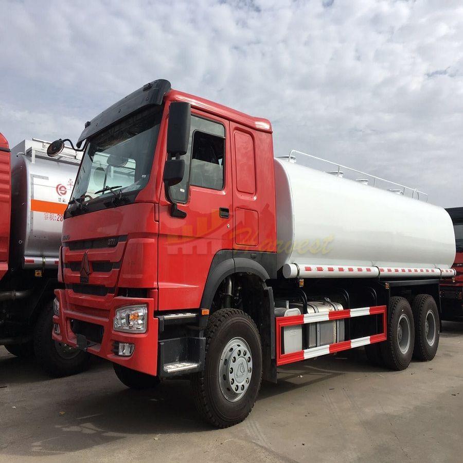 HOWO 20000 Liters Water Tanker Truck