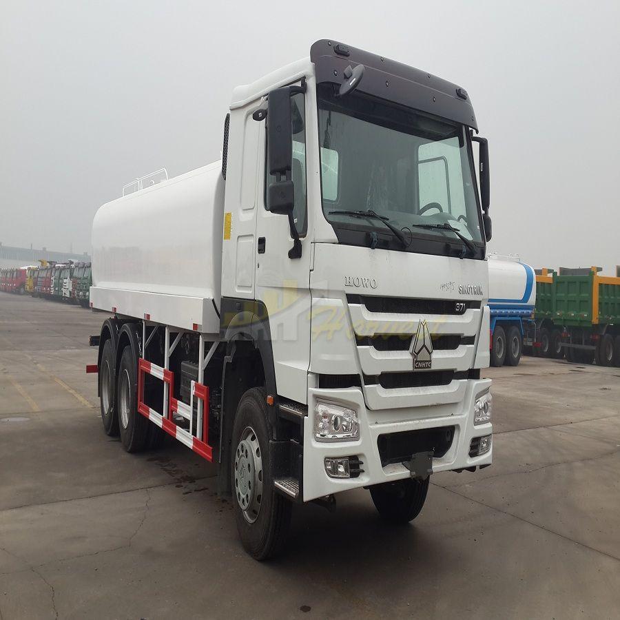 China Good Howo 20,000 Liters Water Transportation Truck
