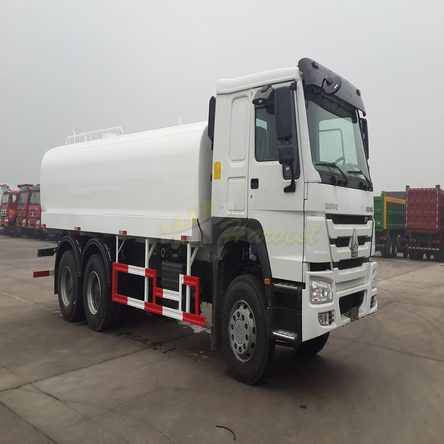 China Good Howo 20,000 Liters Water Transportation Truck
