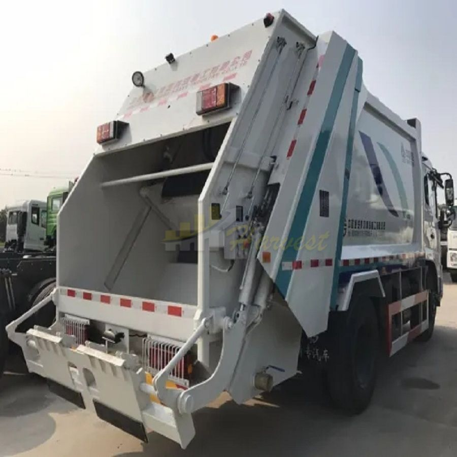 Hot Sell 5-12 Tons Payload Sinotruk Howo Compactor Garbage Truck