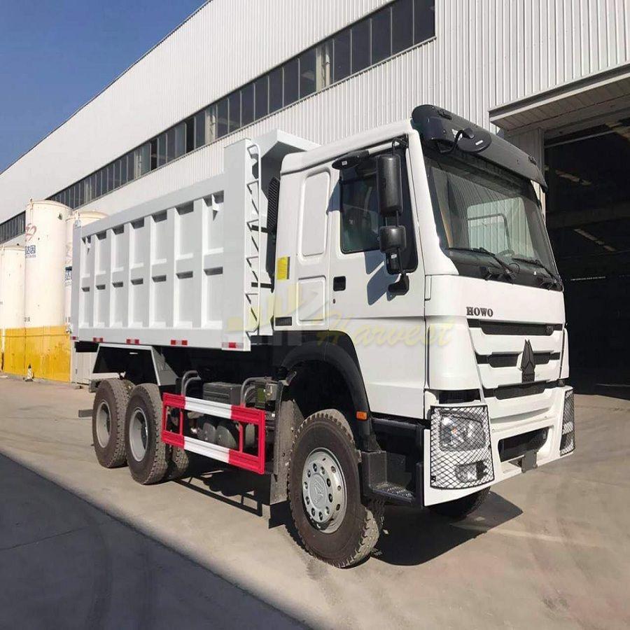 HOWO 6x4 371hp 30t Dump Truck
