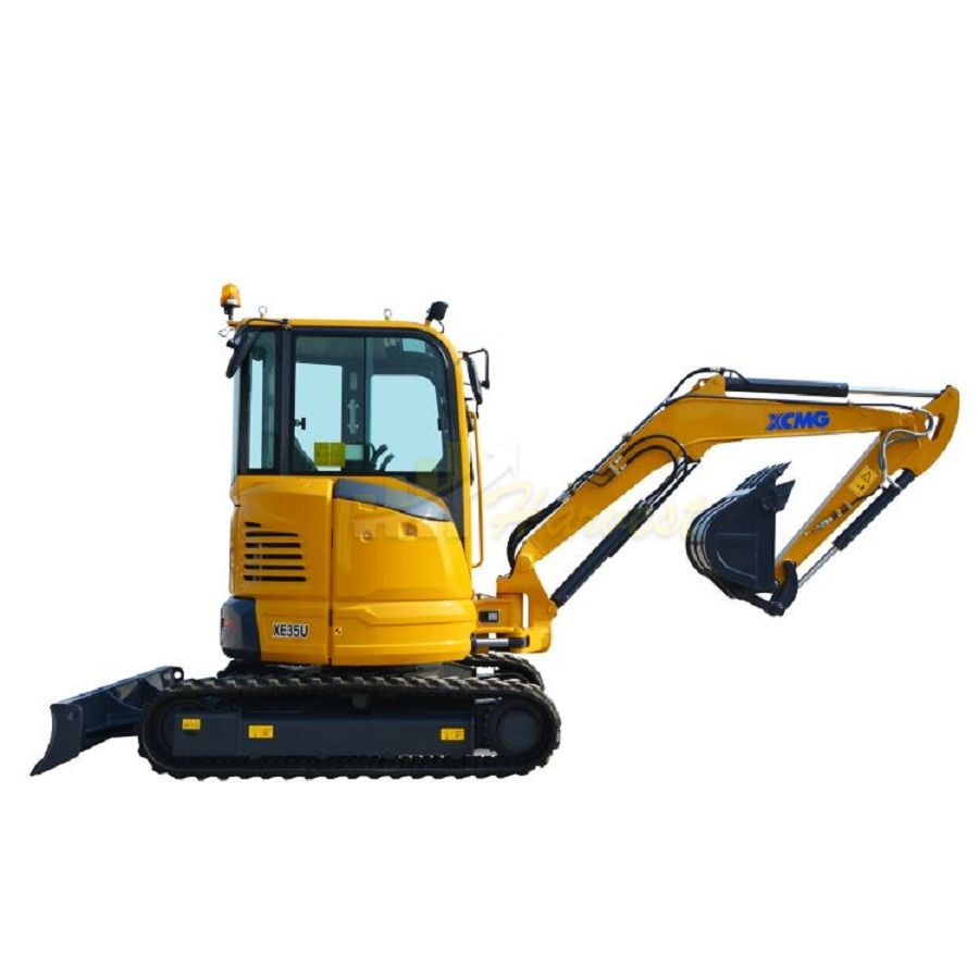 3.5 ton 0.11cbm XE35U Mini Excavator