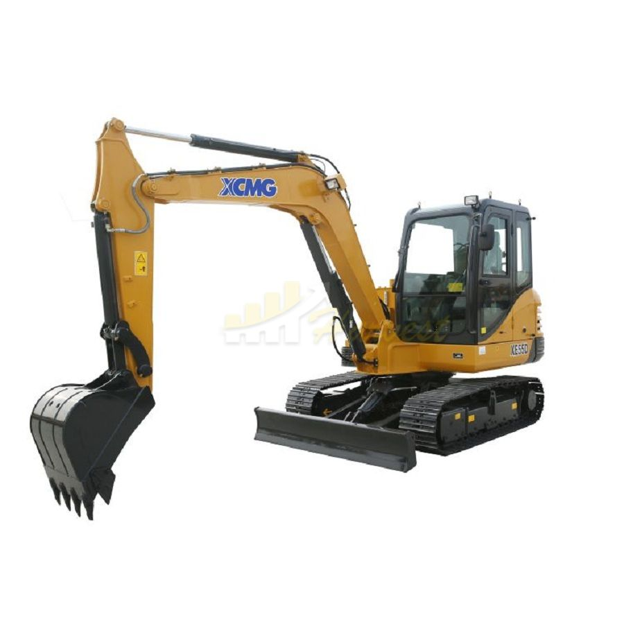 5 ton XE55D Mini Excavator with Cummins Engine