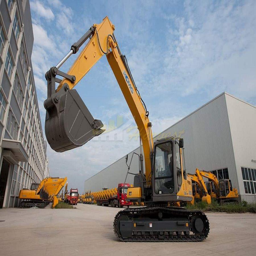 13 ton XE135B Excavator with Isuzu Engine
