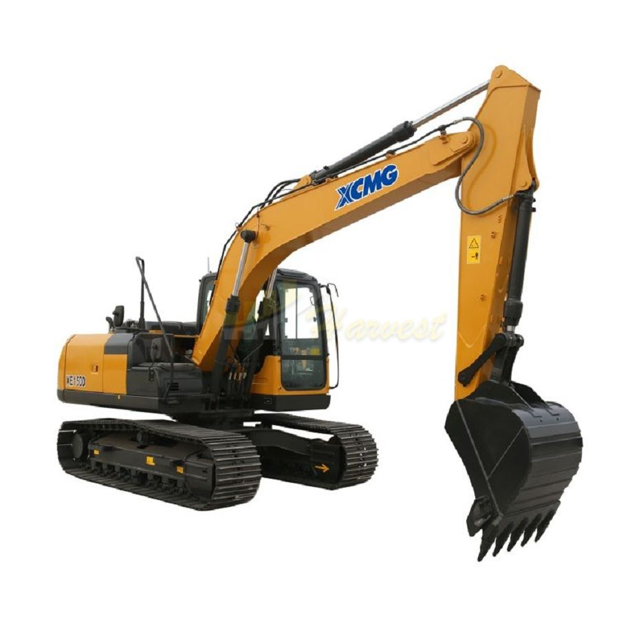 15t XE150D Crawler Excavator with Cummins Engine