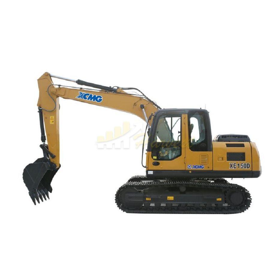 15t XE150D Crawler Excavator with Cummins Engine