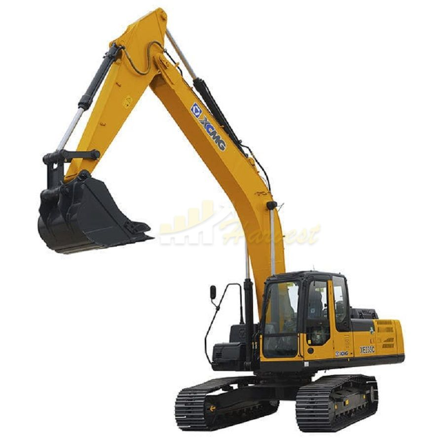 23t XE235C Crawler Excavator with ISUZU engine & Kawasaki Hydraulic System