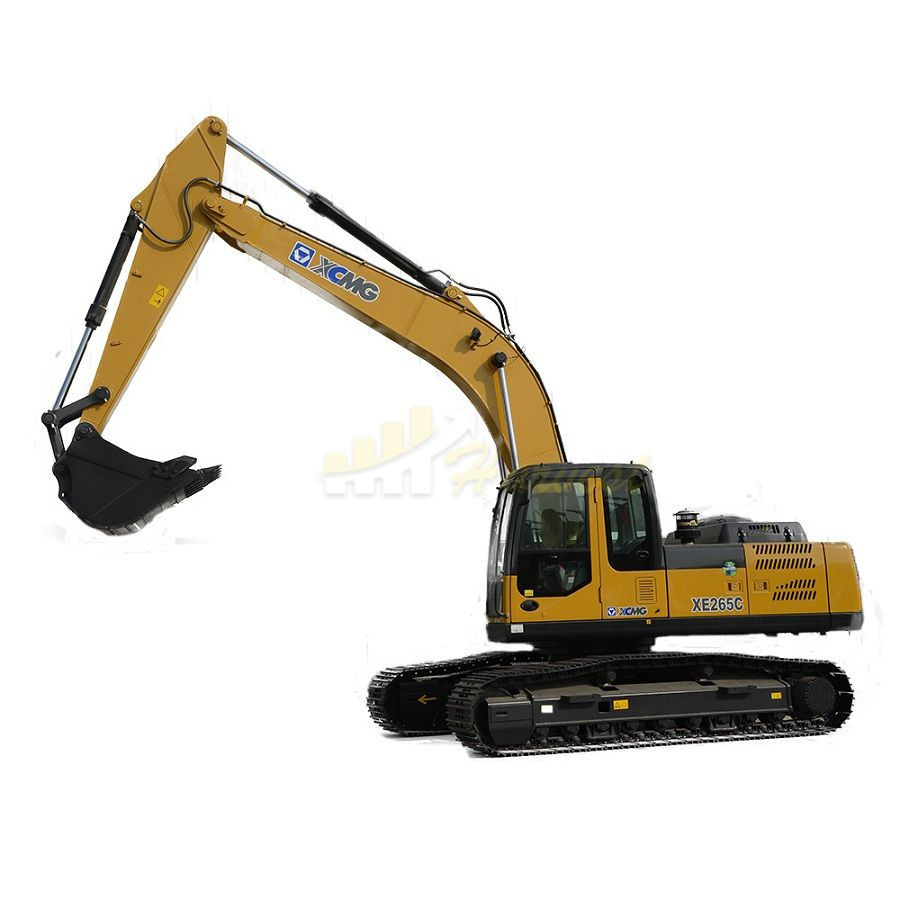 XCMG 26t XE265C Excavator with 1cbm Bucket & Isuzu Engine