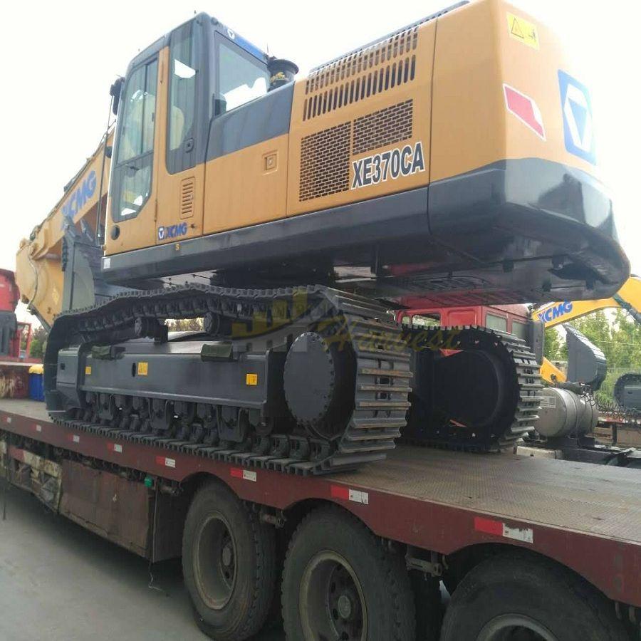 XCMG 37 Ton XE370CA 1.6cbm Bucket Large Crawler Excavator