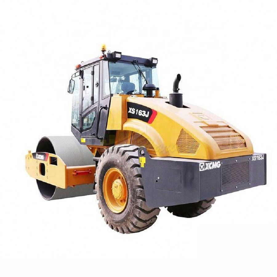 16ton XS163J Road Roller Single Vibratory Compactor in Somalia