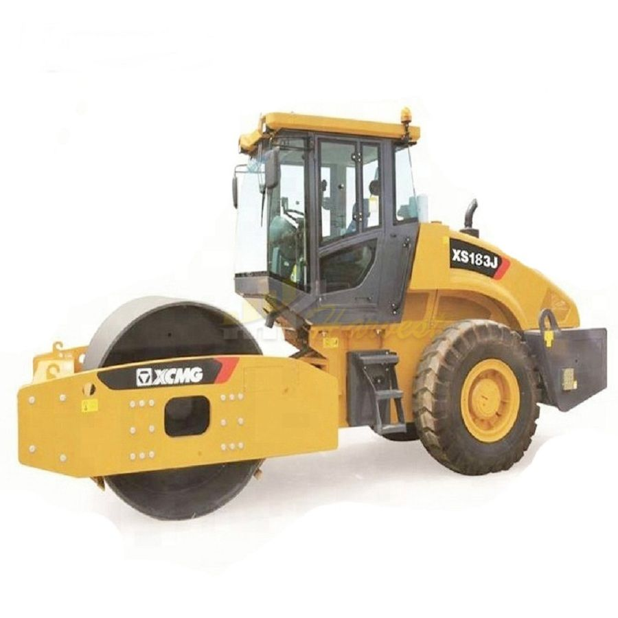 18 ton XS183J Single Drum Vibratory Road Roller in Somalia
