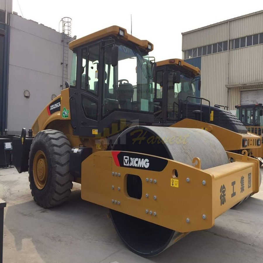 26ton XS263J Mechanical Single Drum Vibratory Road Roller in Somalia