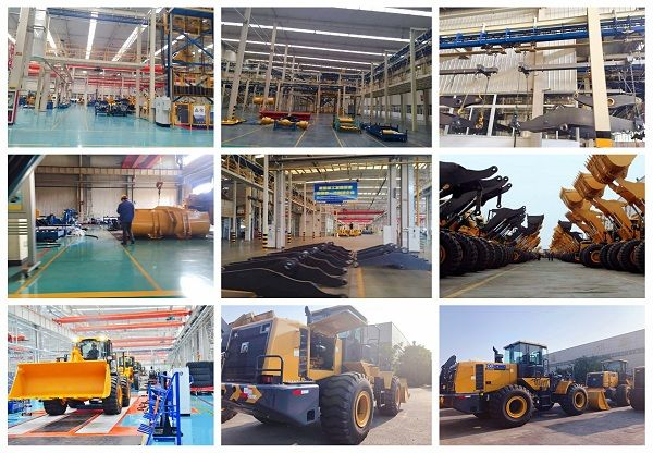 Earthmoving Machinery Production Line