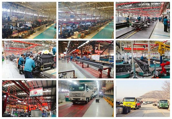 Heavy Truck Production Line