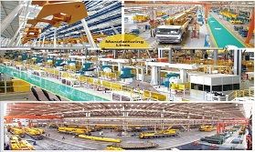 Lifting Machinery Production Line