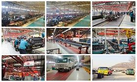Heavy Trucks Production Line