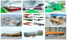 Semi Trailers Production Line