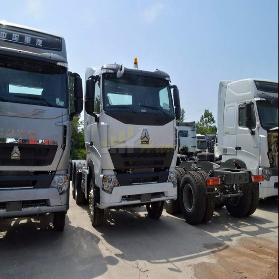 Howo A7 10 wheelers Prime Mover