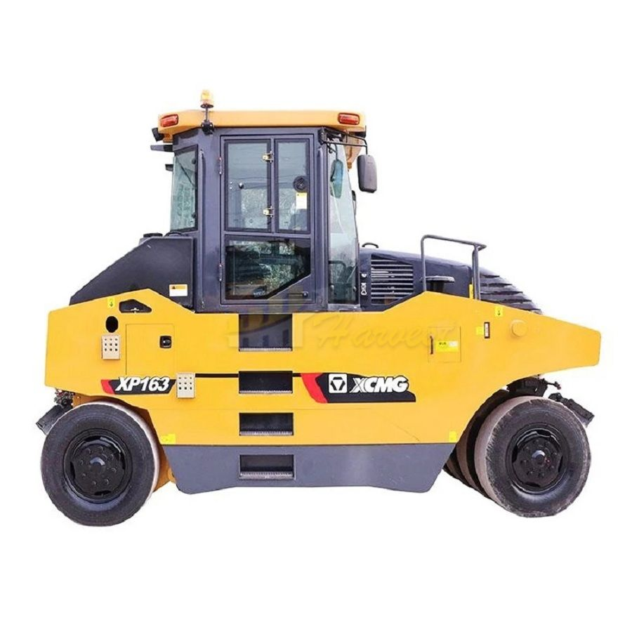 16 Ton XP163 Pneumatic Tyred Road Roller
