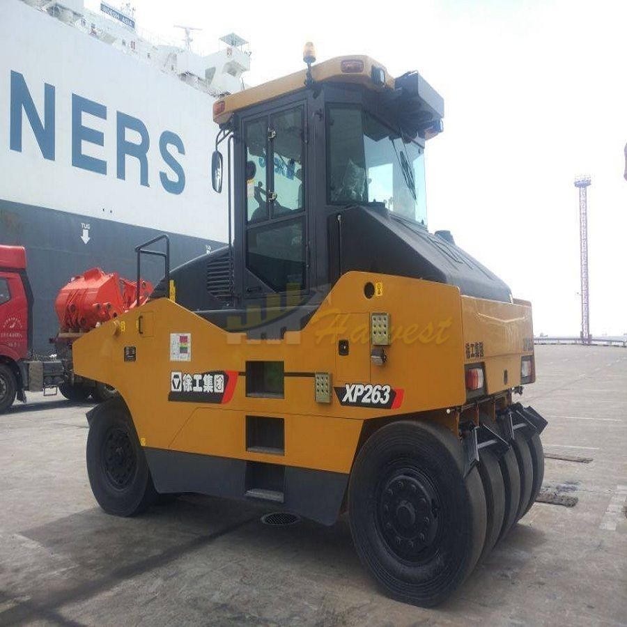 26ton XP263 Brand New Tyre Roller Pneumatic Tyred Compactor