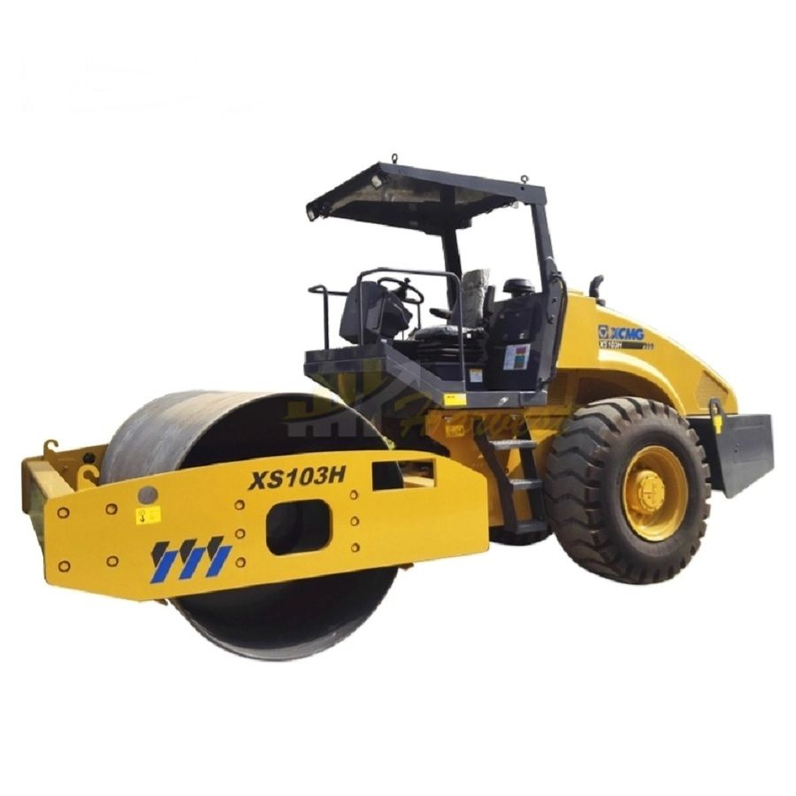 10 Ton XS103H Hydraulic Single Drum Compactor Vibratory Road Roller