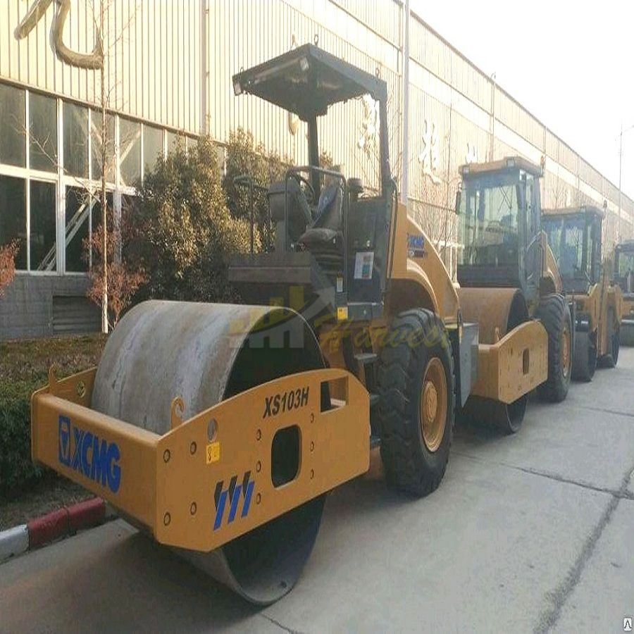Vibratory Road Roller Supplier