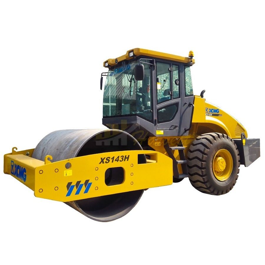 14 Ton XS143H Full Hydraulic Single Drive Vibratory Roller