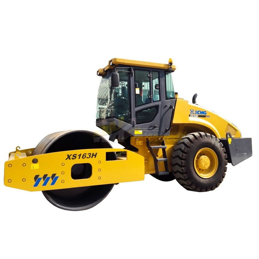 16ton XS163H Full-hydraulic Compactor Single-drive Vibratory Roller