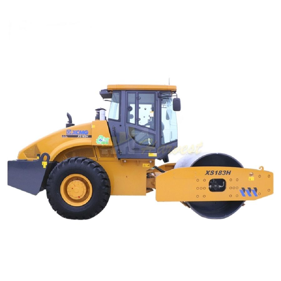 18 Ton XS183H New China Single Drum Vibratory Road Roller Compactor