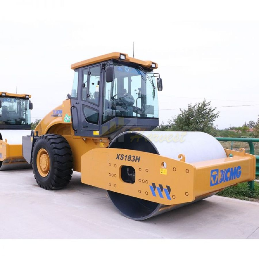 Vibratory Road Roller Compactor Factory China