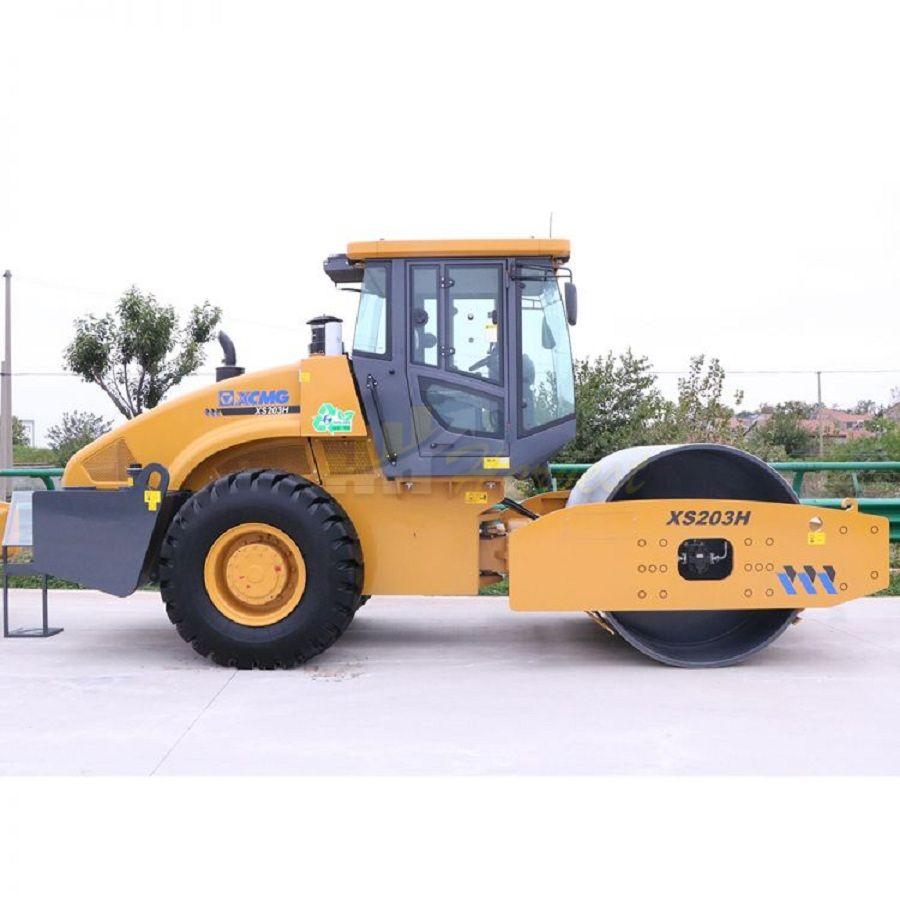 20 ton Vibratory Compactor Company