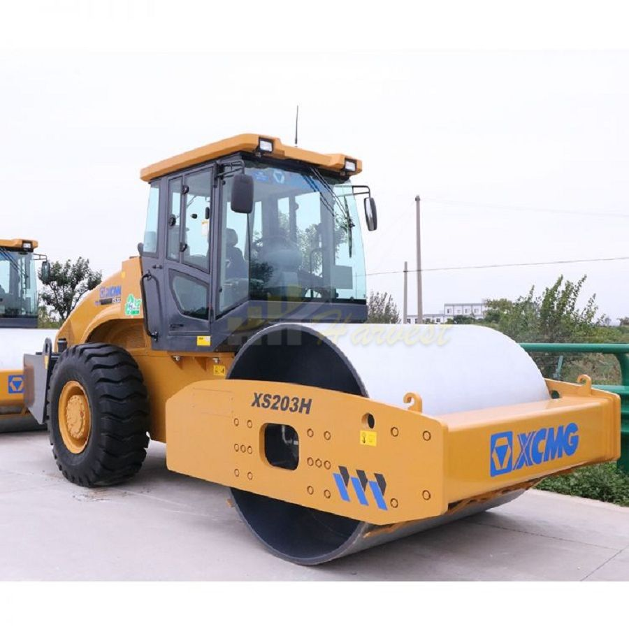 Full Hydraulic Vibratory Compactor