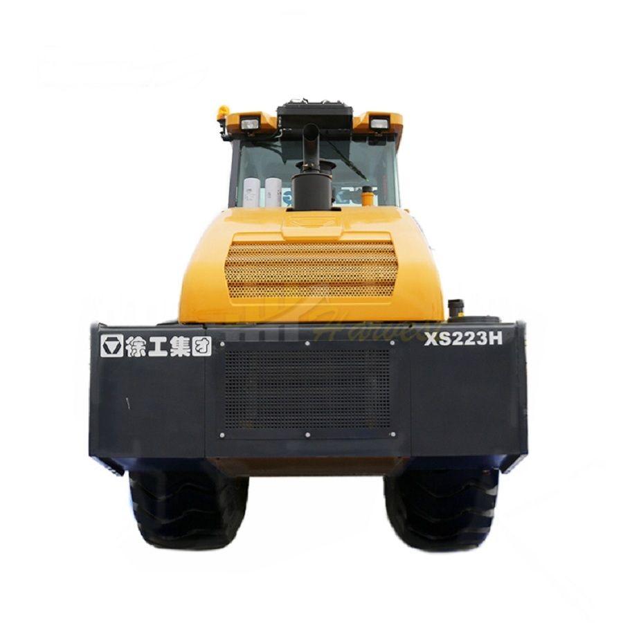 22ton Single Drum Road Roller Supplier