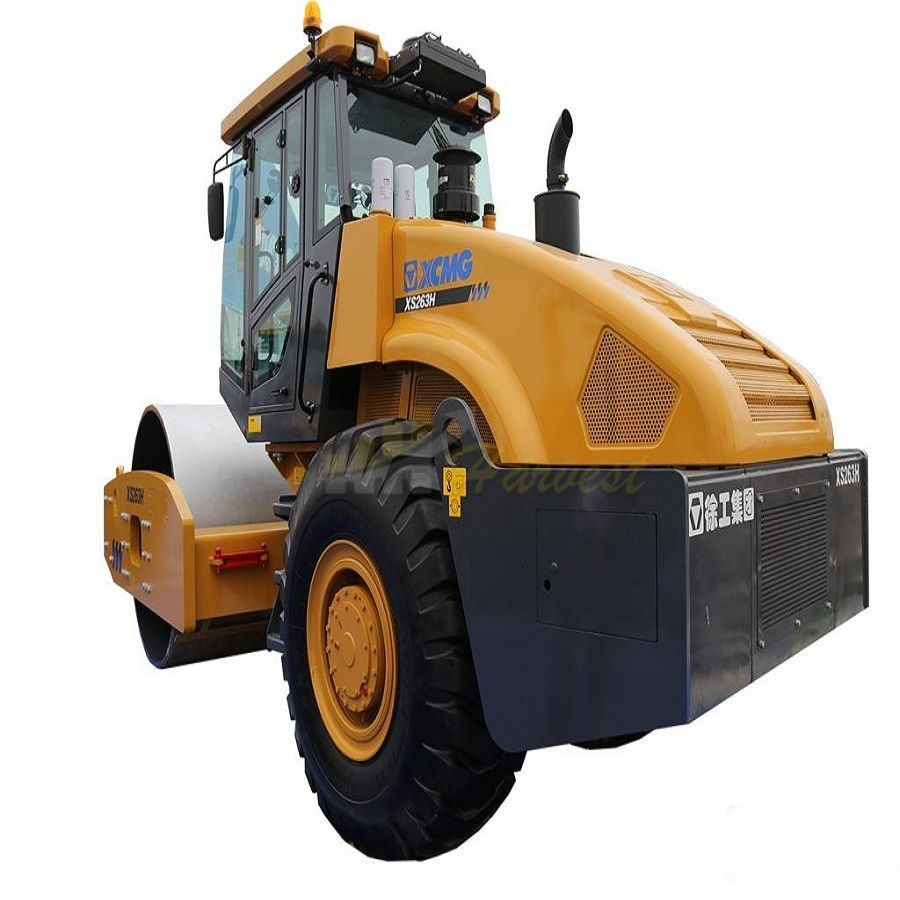 Road Roller Exporter China